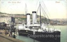 shi058225 - The Calais Boat, Dover Steamer, Steamers, Ship, Ships Postcard Postcards