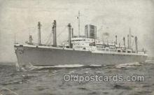 shi058245 - Ancon Ship Postcard Postcards