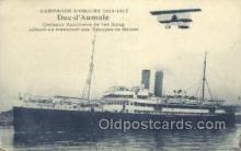 shi058254 - Duc Daumale Ship Postcard Postcards