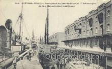 shi058257 - Atlantique Ship Postcard Postcards