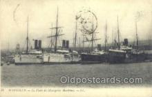 shi058267 - Marseille Ship Postcard Postcards