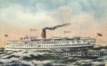 shi058271 - SS Rapid King Ship Postcard Postcards