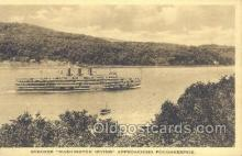shi058287 - Steamer Washington Irving Ship Postcard Postcards