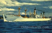shi058296 - SS Hong Kong Transport Ship Postcard Postcards