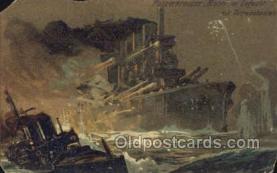 shi058303 - Roon Ship Postcard Postcards