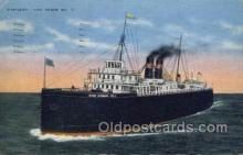 shi058305 - Ann Arbor No 7 Ship Postcard Postcards