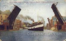 shi058308 - Excursion Steamship Ship Postcard Postcards