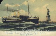 shi058325 - SS Konigin Luise Ship Postcard Postcards
