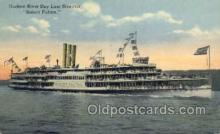 shi058335 - Robert Fulton Ship Postcard Postcards