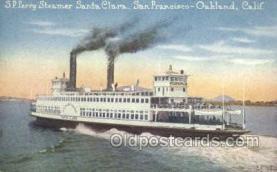 shi058341 - Santa Clara Ship Postcard Postcards