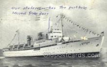 shi058367 - SilverStar Ship Postcard Postcards