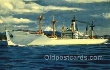 shi058368 - SS Hong Kong Transport Ship Postcard Postcards