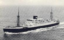 shi058413 - Royal Interocean Lines Ship, Ships, Postcard Post Cards