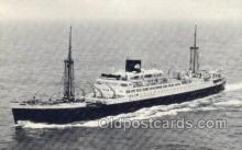 shi058419 - Royal Interocean Lines Ship, Ships, Postcard Post Cards