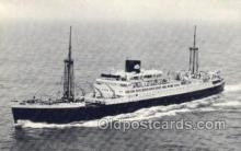 shi058421 - Royal Interocean Lines Ship, Ships, Postcard Post Cards