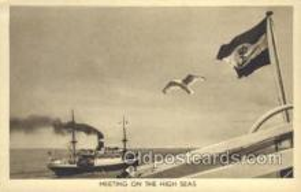 shi058423 - Koninklijke Nederlnadsche Ship, Ships, Postcard Post Cards