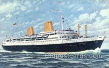 shi058426 - MS Europa Ship, Ships, Postcard Post Cards