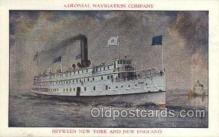 shi058434 - Concord Ship, Ships, Postcard Post Cards