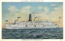 shi058435 - Concord Ship, Ships, Postcard Post Cards