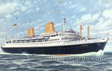 shi058438 - MS Europa Ship, Ships, Postcard Post Cards