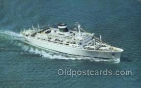 shi058466 - SS Santa Rosa and SS Santa Paula Ship, Ships, Postcard Post Cards