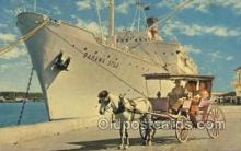 shi058476 - Bahama Star Ship, Ships, Postcard Post Cards