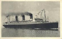 shi058518 - Ile De France Ship, Ships, Postcard Post Cards