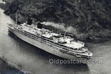 shi058524 - MS Willem Ruys Enlarged Continental Size Ship, Ships, OceanLiner Postcard Postcards