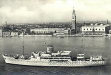 shi058542 - Adriatica Enlarged Continental Size Ship, Ships, OceanLiner Postcard Postcards