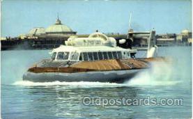 shi059242 - Hovercraft Boat, Boats Postcard Postcards
