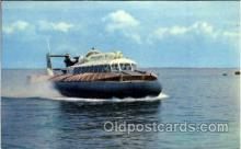 shi059243 - South Sea, Hampshire Hovercraft Boat, Boats Postcard Postcards
