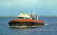 shi059245 - Ryde and Southsea Hovercraft Boat, Boats Postcard Postcards