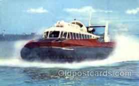 shi059248 - Hovercraft Boat, Boats Postcard Postcards