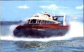 shi059250 - Hovercraft Boat, Boats Postcard Postcards
