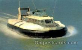 shi059252 - Hovercraft Boat, Boats Postcard Postcards