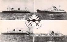 shi062015 - Liberte, Flandre Ile De France, Antilles Ship Postcard Post Card