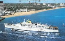 shi062055 - Ship Postcard Post Card