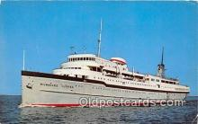 shi062062 - SS Milwaukee Clipper Milwaukee, Wis Ship Postcard Post Card