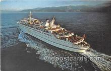 shi062066 - Starward Miami to Jamaica Ship Postcard Post Card