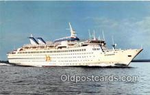 shi062068 - MS Starward Norwegian Caribbean Lines Ship Postcard Post Card