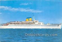 shi062076 - TS Carla C  Ship Postcard Post Card