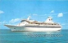 shi062089 - MS Song of Norway, MS Nordic Prince Ships of the 70s Ship Postcard Post Card