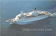 shi062120 - Royal Viking Star Royal Viking Sea Ship Postcard Post Card