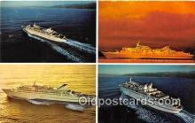 shi062150 - Norwegian Caribbean Lines  Ship Postcard Post Card