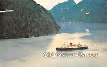 shi062193 - SS Prince George Canadian National Steamship Ship Postcard Post Card