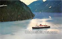 shi062260 - SS Prince George Canadian National Steamship Ship Postcard Post Card