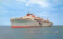 shi062271 - SS Qquarama Cleveland, Ohio USA Ship Postcard Post Card