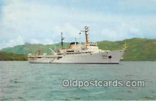 shi062282 - Noaa Ship Researcher  Ship Postcard Post Card