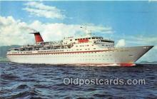 shi062307 - Ship Postcard Post Card
