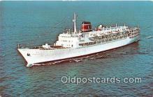 shi062308 - SS New Bahama Star Eastern Steamship Lines, Inc Ship Postcard Post Card